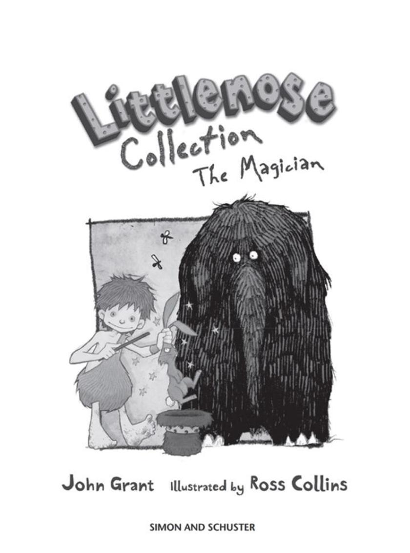 Littlenose Collection: The Magician