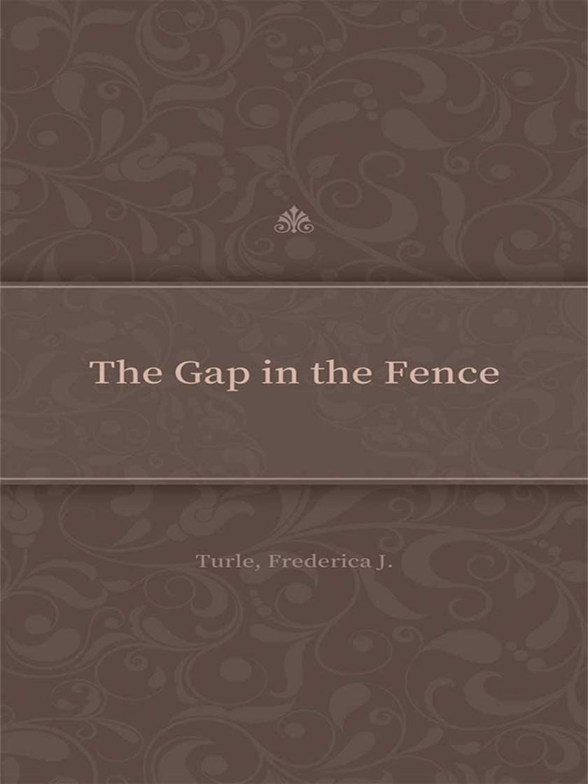 The Gap in the Fence
