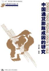 中国通货膨胀成因的研究(仅适用PC阅读)