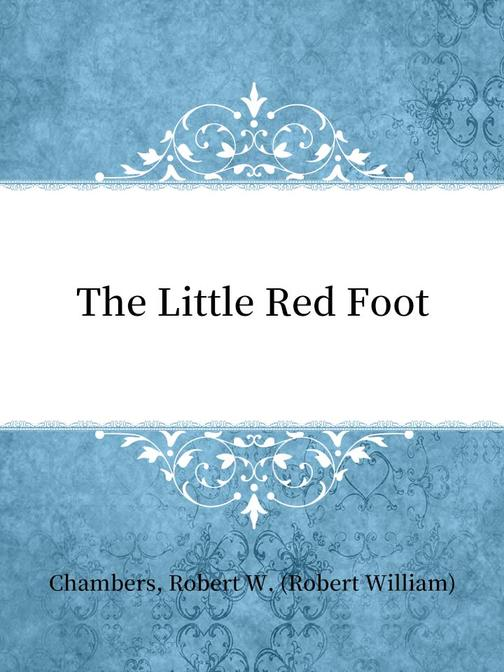 The Little Red Foot