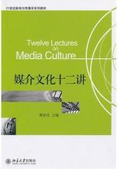 媒介文化十二讲(仅适用PC阅读)