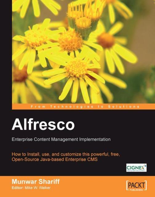 Alfresco Enterprise Content Management Implementation