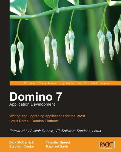Domino 7 Lotus Notes Application Development