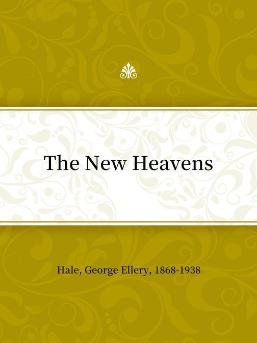The New Heavens