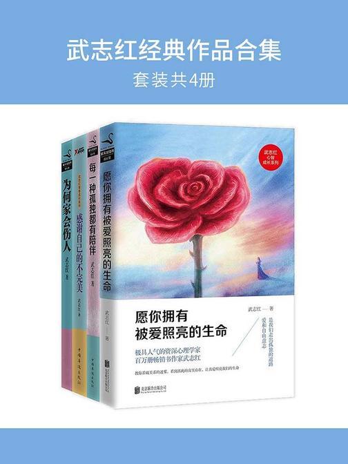 武志红经典作品合集(套装共4册)