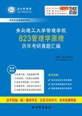 青岛理工大学管理学院823管理学原理历年考研真题汇编