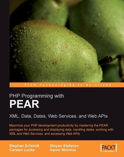 PHP Programming with PEAR