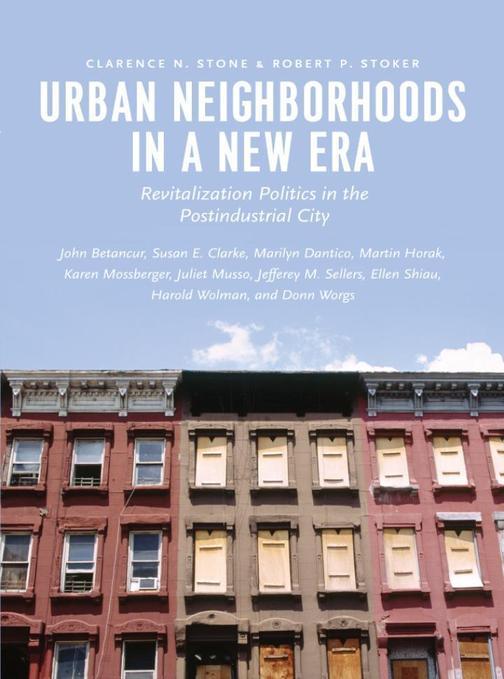Urban Neighborhoods in a New Era