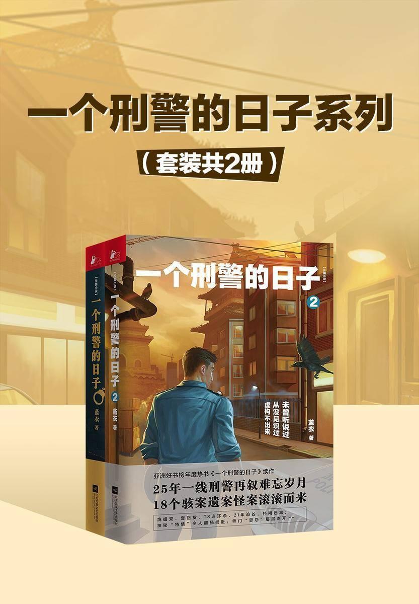 一个刑警的日子系列(套装共2册)