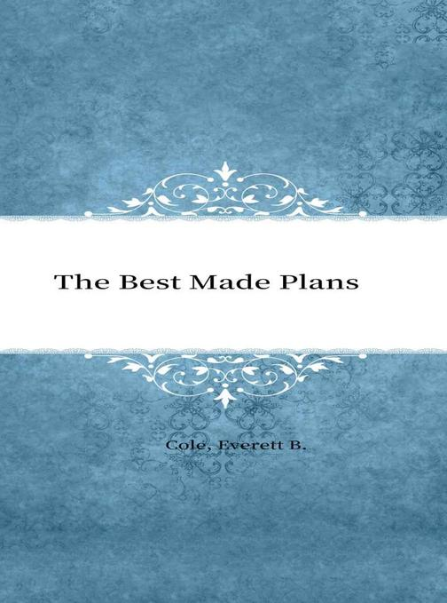 The Best Made Plans