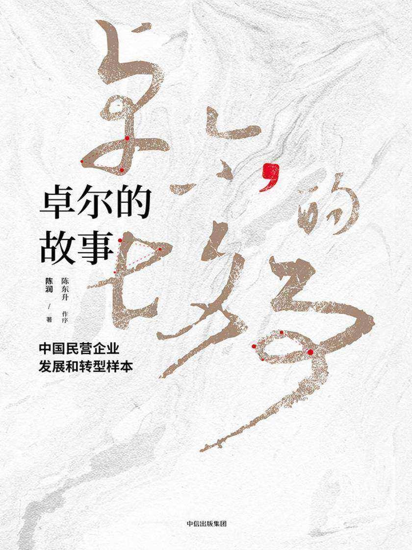 卓尔的故事:中国民营企业发展和转型样本
