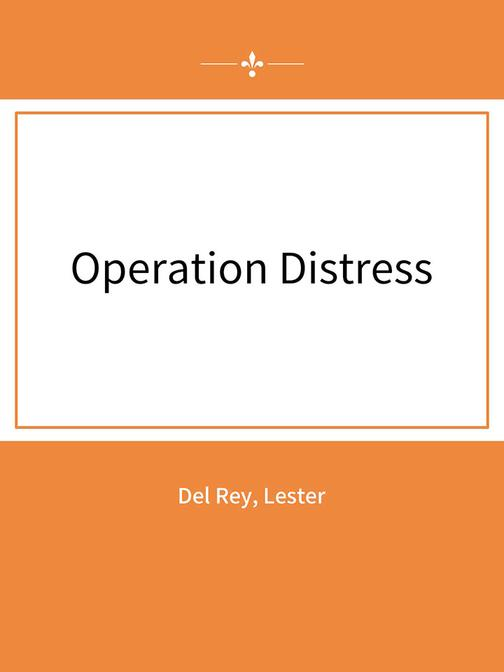 Operation Distress