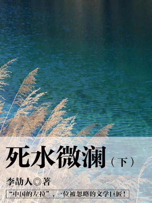 中国经典文学:死水微澜(下)