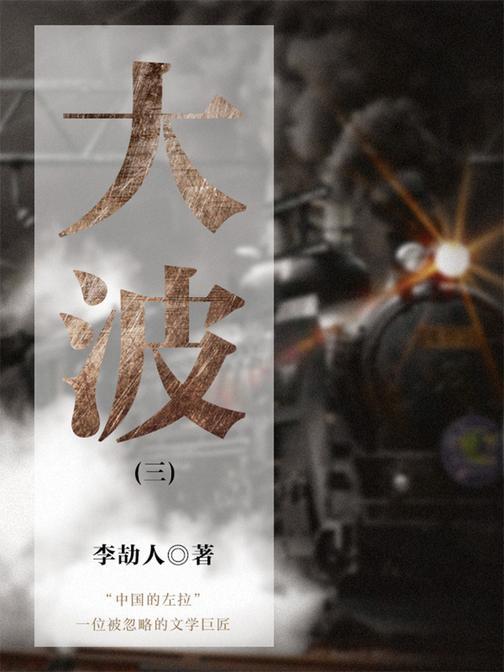 中国经典文学:大波(三)