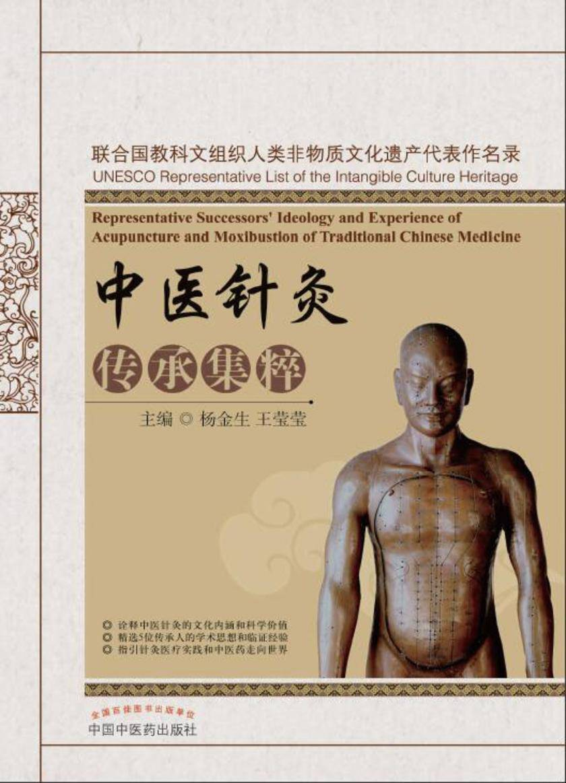 中医针灸传承集粹