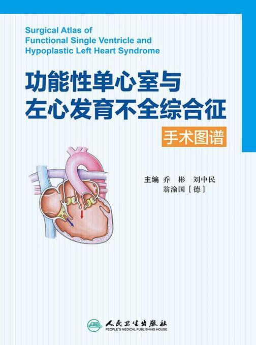 功能性单心室与左心发育不全综合征手术图谱