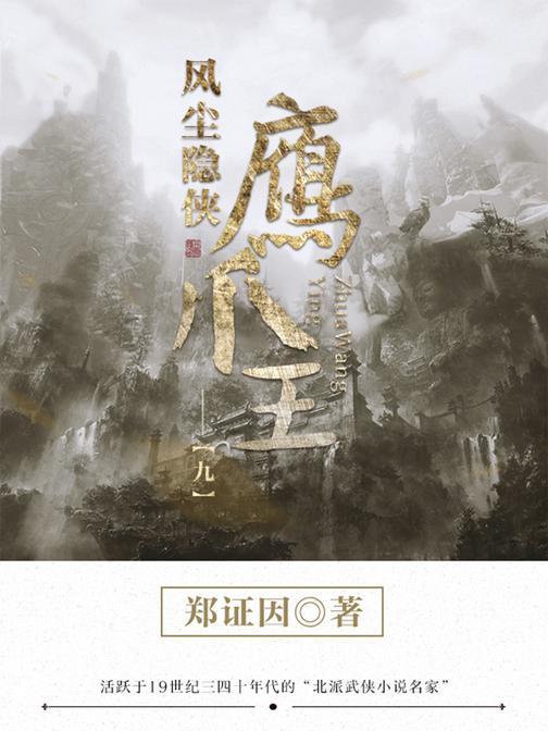 经典武侠小说:风尘隐侠鹰爪王-9