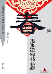 集张迁碑书春联(仅适用PC阅读)