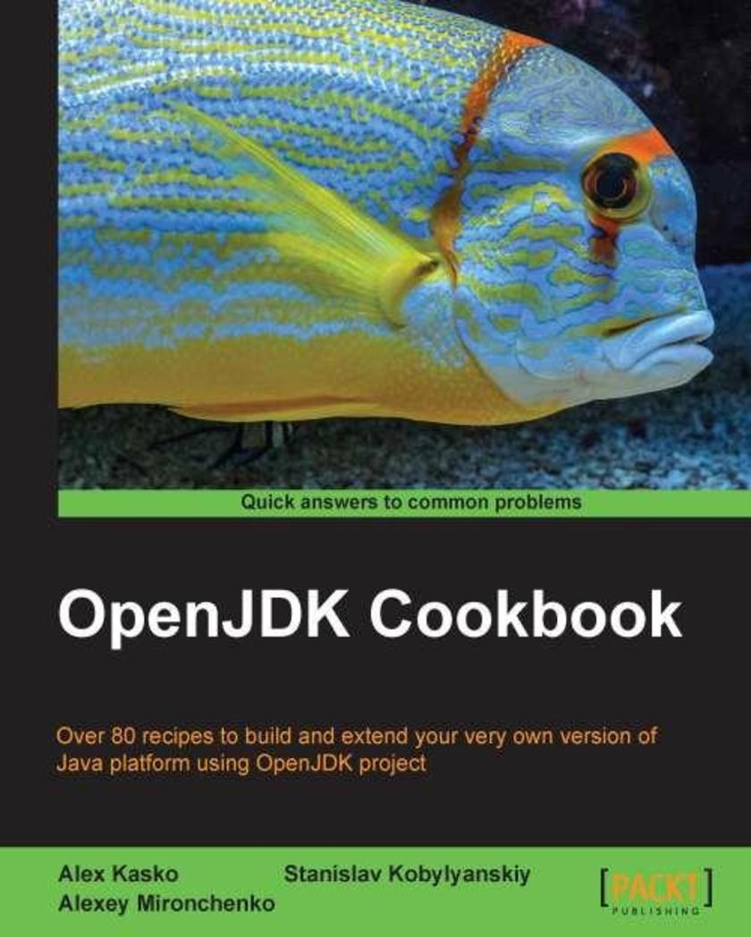 OpenJDK Cookbook