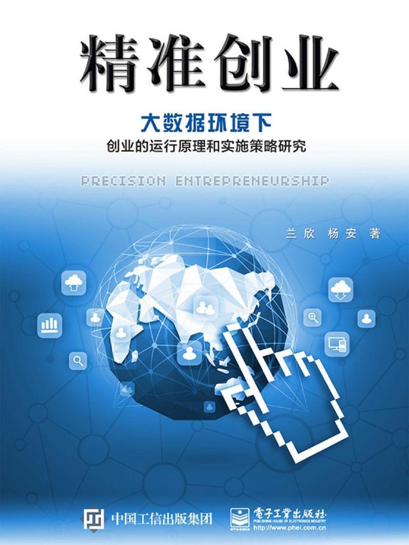 精准创业——大数据环境下创业的运行原理和实施策略研究