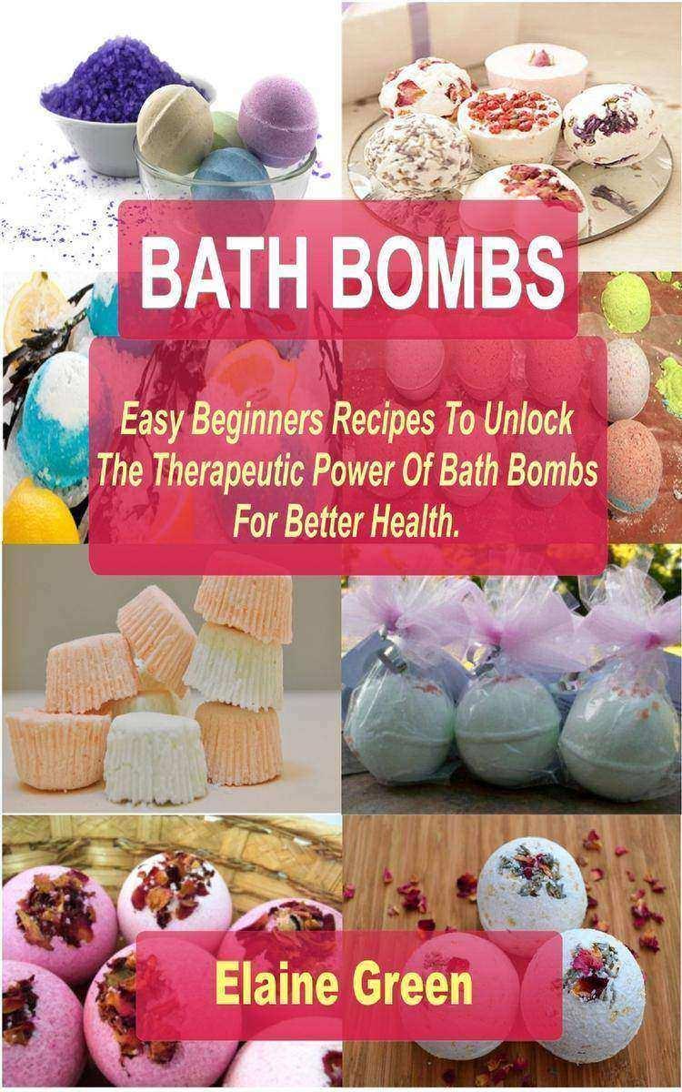 Bath Bombs Easy Beginners Recipes