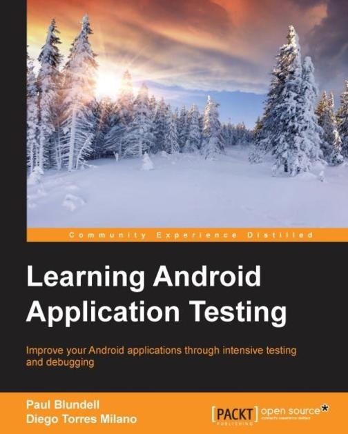 Learning Android Application Testing