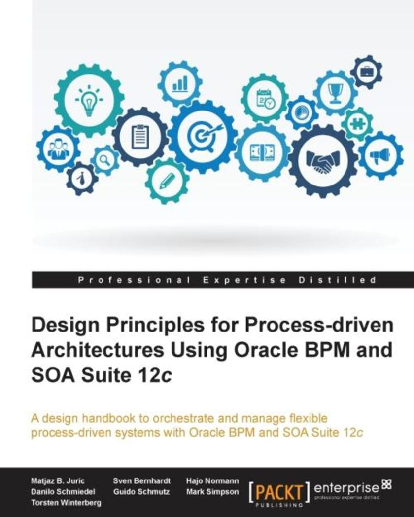 Design Principles for Process-driven Architectures Using Oracle BPM and SOA Suit