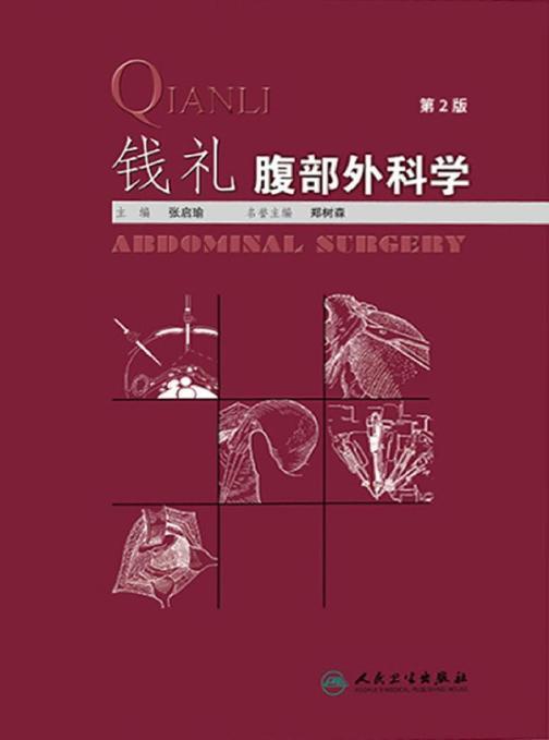 钱礼腹部外科学(第2版)
