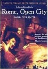 罗马不设防的城市(影视)