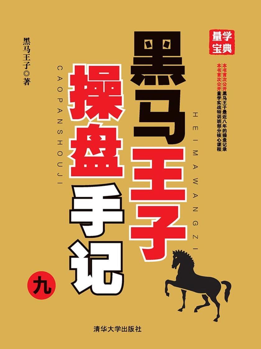 黑马王子操盘手记(九)