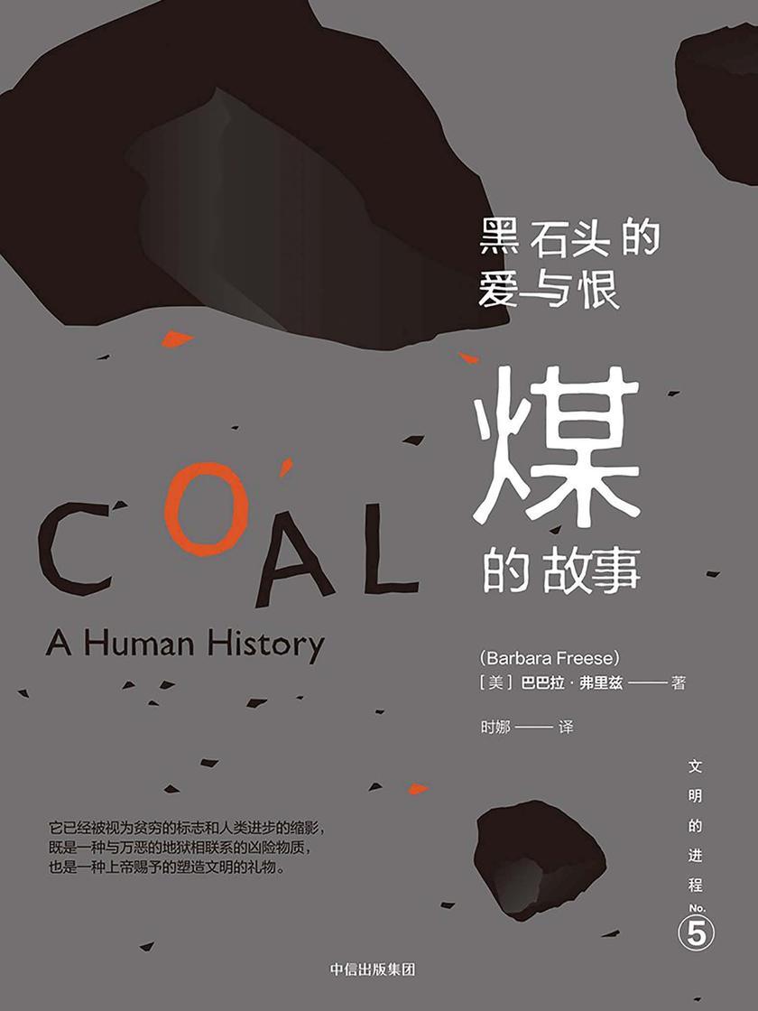 黑石头的爱与恨:煤的故事(文明的进程系列)