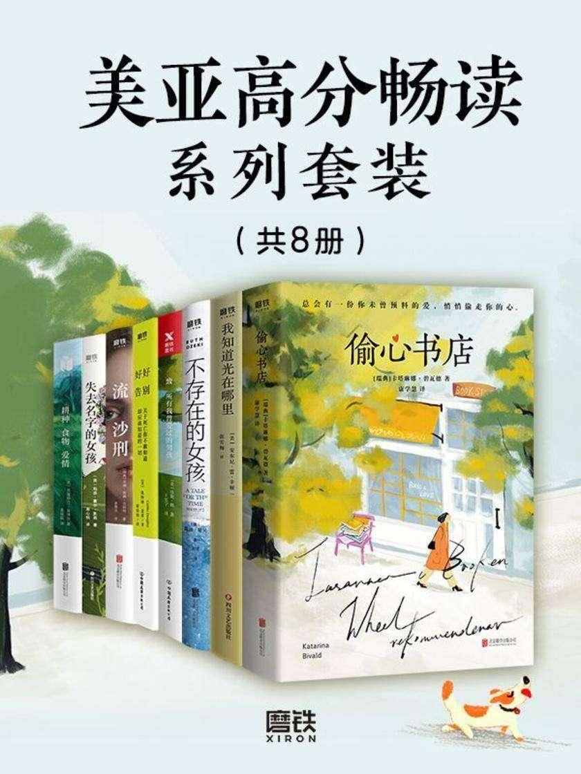 美亚高分畅读系列套装(共8册)