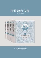 屠格涅夫文集(全6册)
