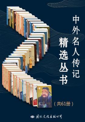中外名人传记精选丛书(共61册)