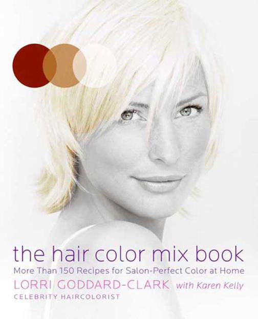 The Hair Color Mix Book