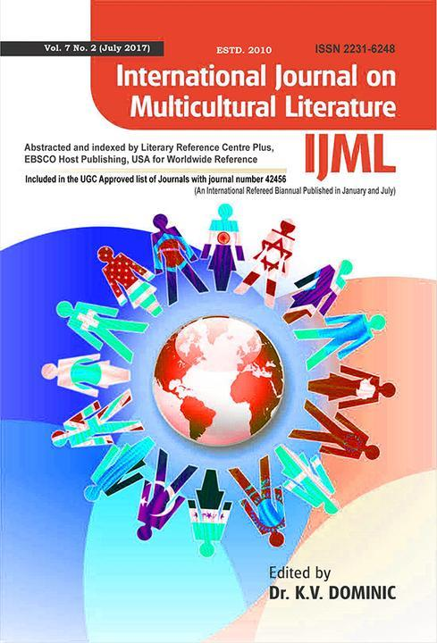 International Journal on Multicultural Literature (IJML):Vol. 7, No. 2 (July 201