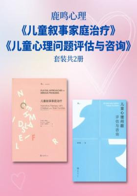 培养出好孩子:《儿童叙事家庭治疗》+《儿童心理问题评估与咨询》(套装共2册)