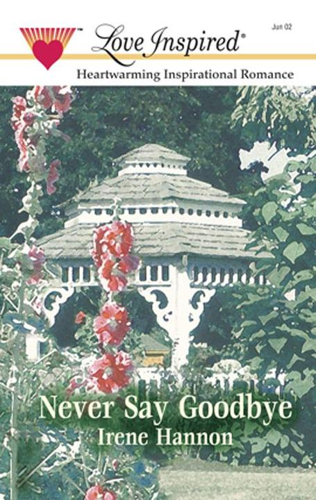 Never Say Goodbye (Mills &  Boon Love Inspired)