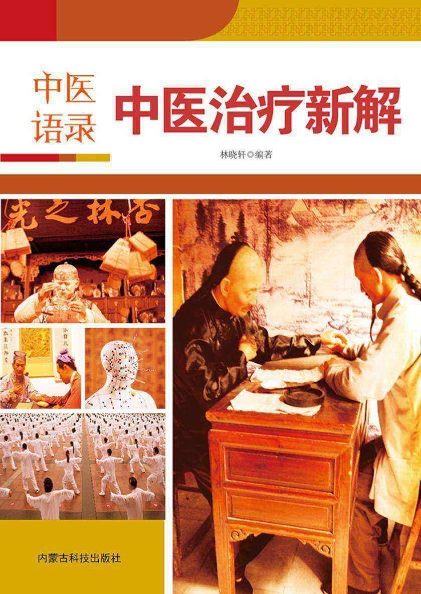 中医语录·中医治疗新解