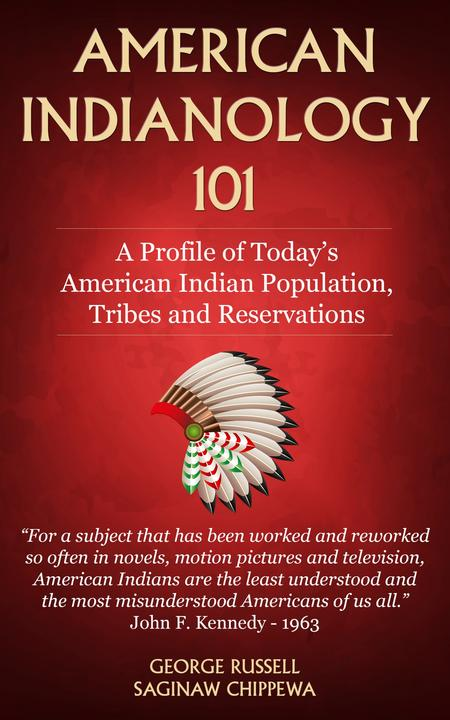 American Indianology 101: A profile of Today's American Indian population, tribe