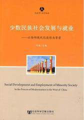 少数民族社会发展与就业:以西部现代化进程为背景