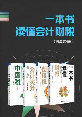 一本书读懂会计财税(套装共4册)