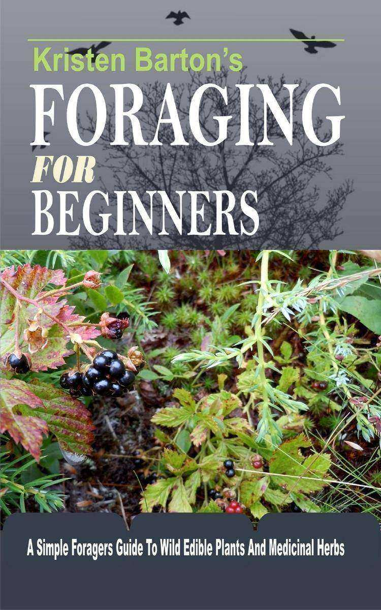 Foraging For Beginners: A Simple Foragers Guide To Wild Edible Plants And Medici