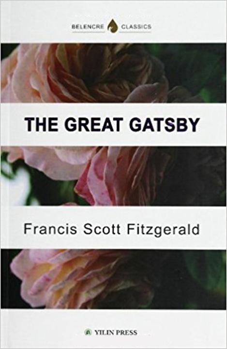 了不起的盖茨比 THE GREAT GATSBY(英文原版)