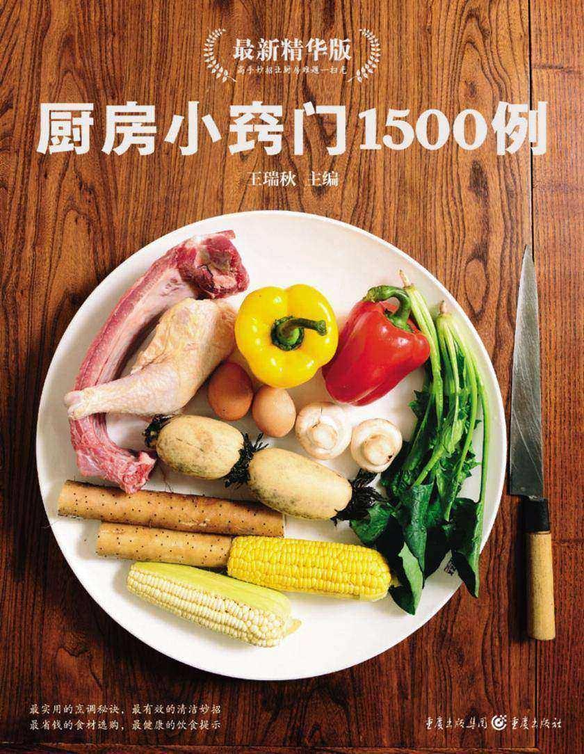厨房小窍门1500例