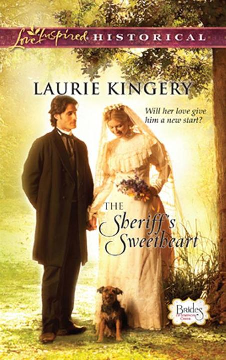 The Sheriff's Sweetheart (Mills &  Boon Love Inspired) (Brides of Simpson Creek,