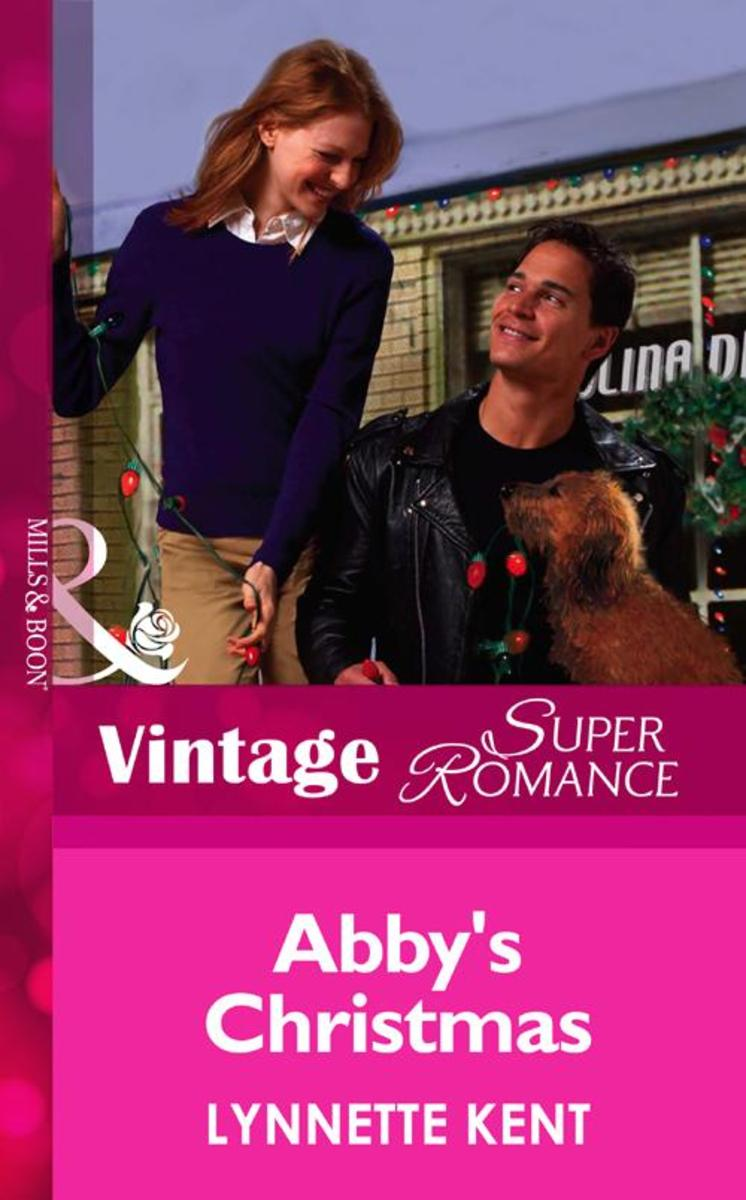 Abby's Christmas (Mills &  Boon Vintage Superromance) (At the Carolina Diner, Bo