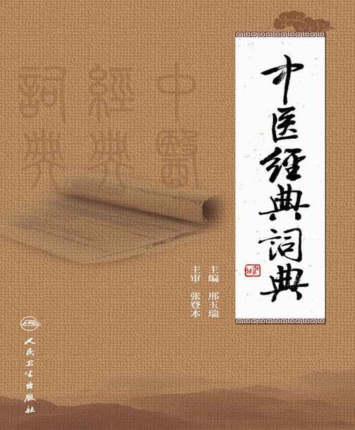 中医经典词典