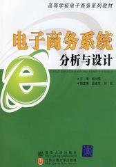 电子商务系统分析与设计(仅适用PC阅读)