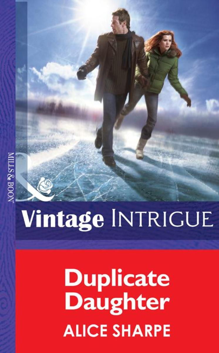 Duplicate Daughter (Mills &  Boon Intrigue) (Dead Ringer, Book 2)